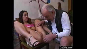 Old Pervert Hor ny For Some Teen Pussy n Pussy