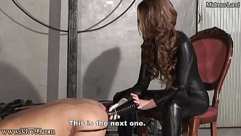 Japanese femdom for slave...