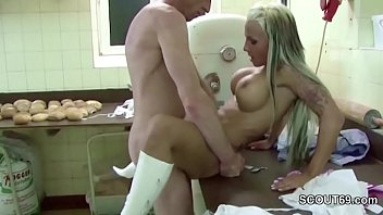 Sexy Bäckerin