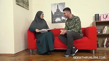 Hot Muslim Wife  Gets Fucked Hard rd