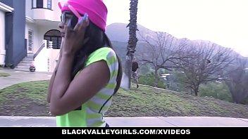 Blackvalleygirls - Black Gamer Girls Ride Hard Cock