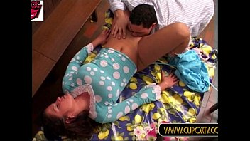 father(父) enjoy seeing, brother and sister fuck