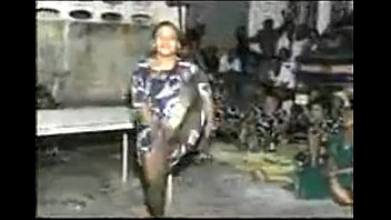 Mombasa women strip tease in unyago...