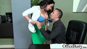 Busty Slut Worker Girl Get Sex In Office movie-23