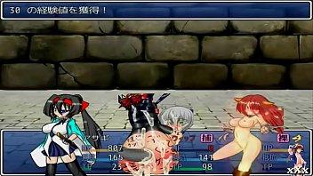 Shinobi Fights 2 hentai game