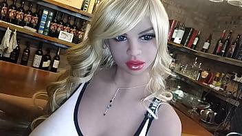 170cm Cute Supermodel Lady Sex Doll &ndash_ Elaina