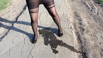 I piss in public places excites me, that men spying on me.