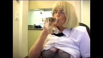 Smokes Cigar -The Bad Teacher -ZiPorn Star Movies Zoe