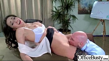 Big Melon Round Tits Girl Get Sex In Office movie-29