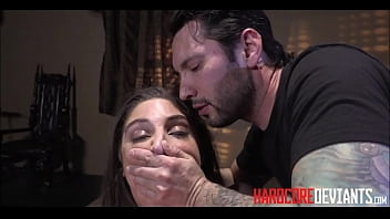 Hardcore Slut Abella Danger Likes It Rough Anal BDSM Orgasms With Toys