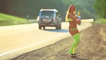 dance erotic car