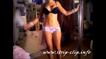 With amazing body does a lapdance moves...
