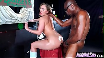 Superb Girl (AJ Applegate) With Big Butt Get Her Ass Nailed vid-02