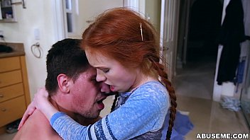 Petite Teen Dolly Little Likes It Rough and Hard on AbuseMe.com