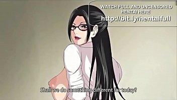 Hentai horny teacher fucks young student watch...
