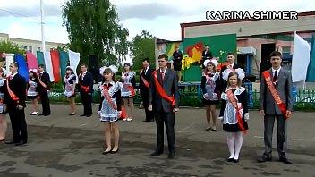 xxarxx Russian school dance #14  YouTubeMP4