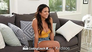 CASTINGCOUCH-X Interracial Ebony Fuck With Casting Agent