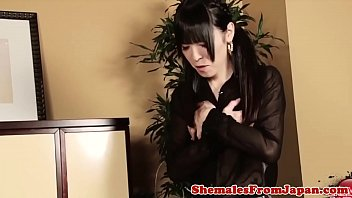 Hot japan shemale online...