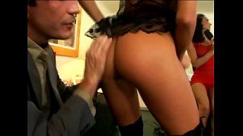 thumb Hardcore Sex Orgie Im B Uuml Ro Dp Gang Bang