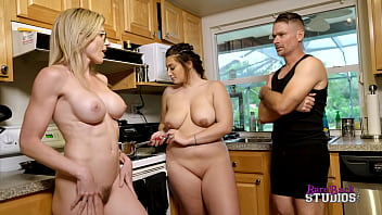 Sex with Step Family for Breakfast - Britt James and Cory Chase ...