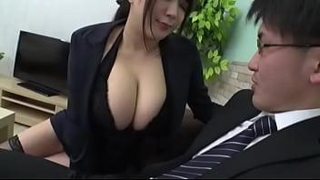 XVIDEO 優月まりな 巨乳社長秘書とセックス 他コスプレセックス(優月まりな)