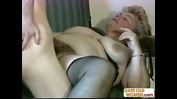 xxarxx Granny very hairy pussy jizzed on