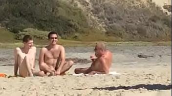 beach boys Nude boner