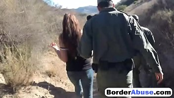Stunning brunette teen fucked by border patrnette-with-great-deliberation-720p-3