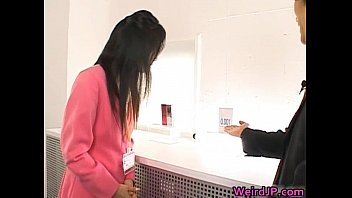 Super horny japanese babes in extreme