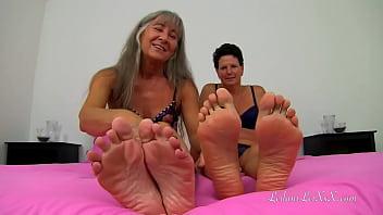 Introducing Beth McKenna'_s Feet TRAILER