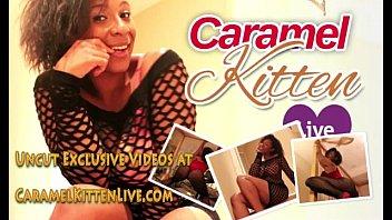 Caramel Kitten Twerking in Target