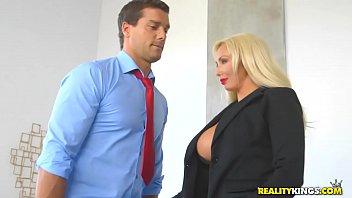 Streaming Video RealityKings - Big Tits Boss - Hyped And Horny - XLXX.video