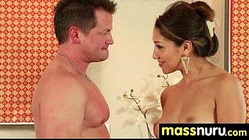 incredible slippery nuru sex massage 28