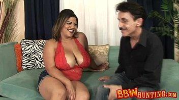 Super Hot Latina Plumper Model