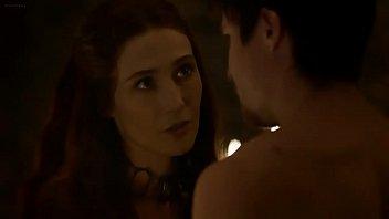 Carice van Houten Melisandre Sex Scene Game Of Thrones 2013