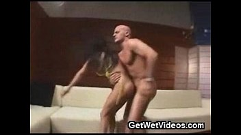 Busty Latina Fucked by Big Cock