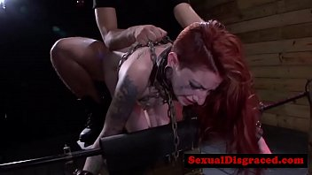 Sheena rose gets brutally humiliatedd master...