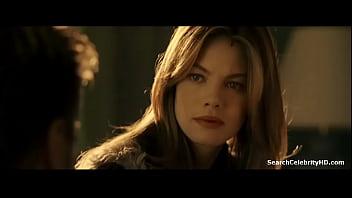 Shannyn sossamon in kiss bang 2005...