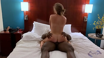 Streaming Video Hotwife Sarah riding BBC to multiple orgasms in front of cuck - XLXX.video