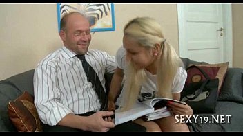 thumb Hardcore Lesson With Hot Chick