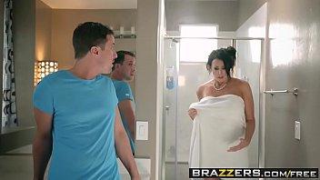 S   Mommy Got B oobs   Save The Tits Scene Sta  Tits Scene Starring Reagan Foxx And Jessy Jones