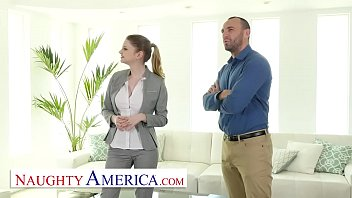 Naughty America   Bunny Colby Knows How To Sel nows How To Sell A House By Fucking The Customer