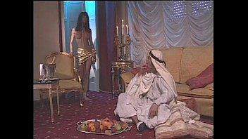 Pornstar sex slave banged by sultan...