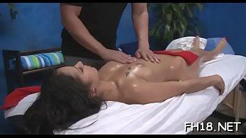 Massage room porn...