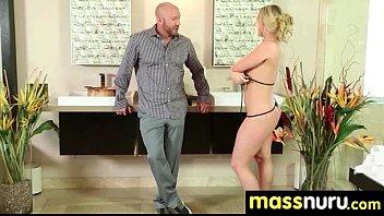 Sexy Girl Nuru Massage and Fuck 18