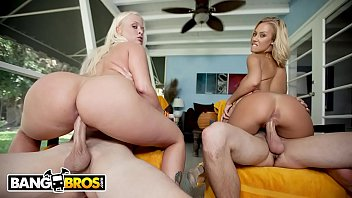 bangbros - big ass blue eyed blondes featuring angel vain and nicole aniston