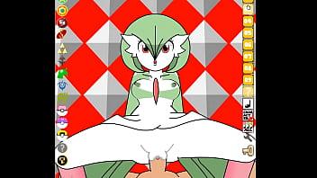 Ppppu game - pokemon : gardevoir