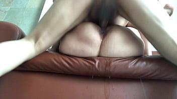 Mojando el sillon