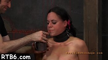 Hard toy for beauty'_s anal canal
