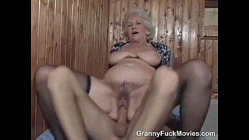 thumb Pro 70plus Granny On Top Pounding